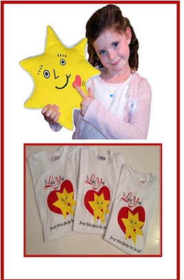 Let's Spread Some Love and Joy! A T-Shirt That Does Just That!