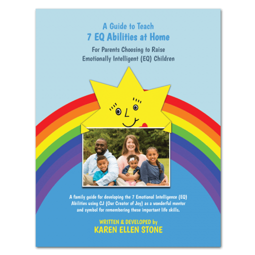 """Parent Guide for Emotional Intelligence: """"A Guide to Teach the 7 EQ Abilities at Home"""""""