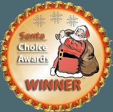 Santa Choice Award Winner