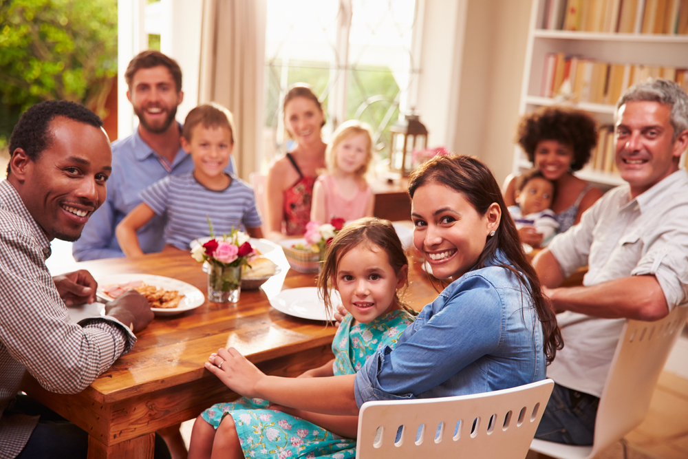 How I Began To Share Gratefulness At Family Dinners! Wasn't Pretty!