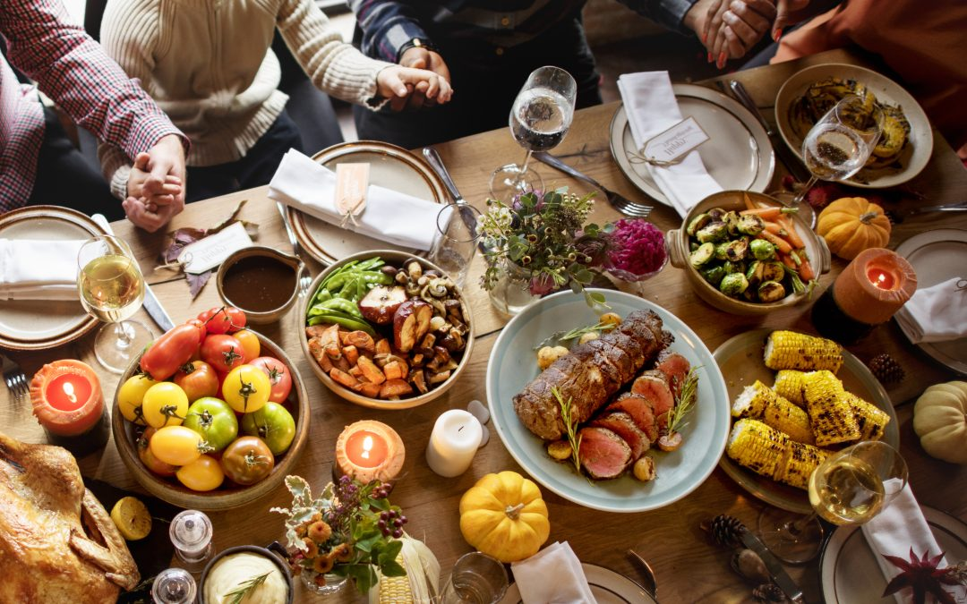 Is Being Grateful just for Thanksgiving?! Or an EQ Way To Overcome Challenges?