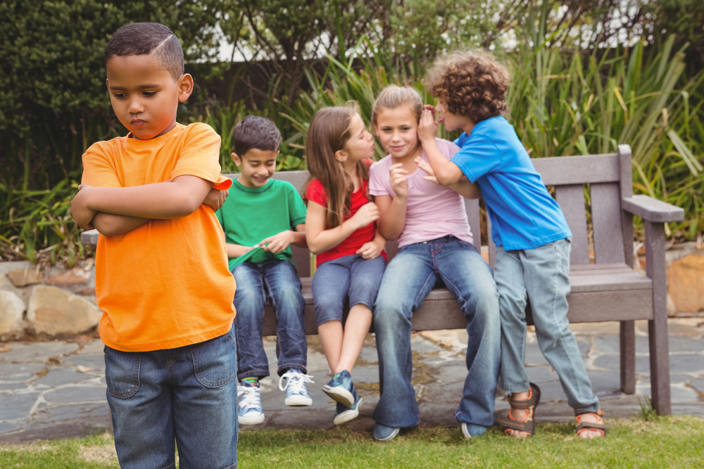 What Would Be Your First Response if Your 4yr. Old Is Being Bullied?